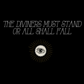the diviners must stand