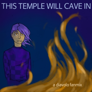 This Temple Will Cave In