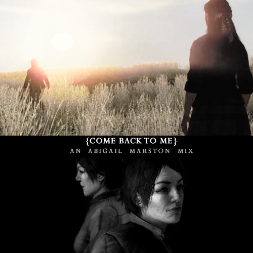 come back to me [abigail marston]