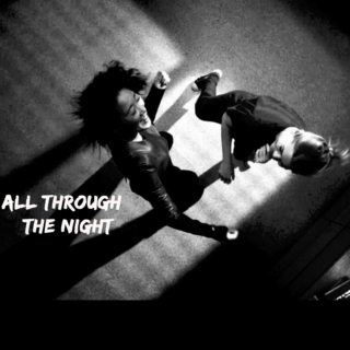 All through the night : grey's anatomy s10