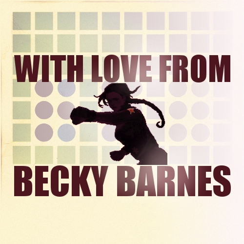 with love from becky barnes