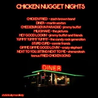chicken nugget nights