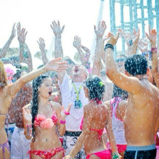 Rave on the Water 2014