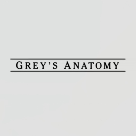 Grey's Anatomy OST
