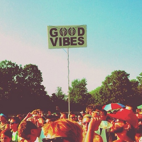 Good Vibes, Funky Tunes