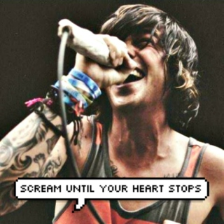 scream until your heart stops