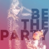 be the party