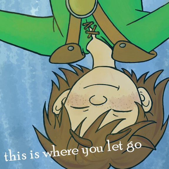 this is where you let go
