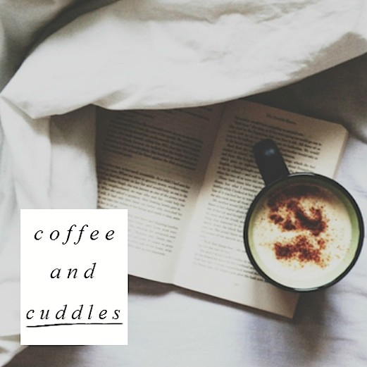 coffee and cuddles