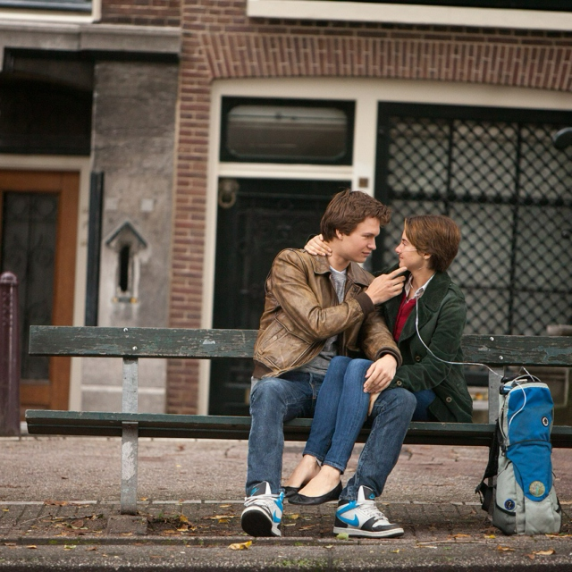 the fault in our stars ✩