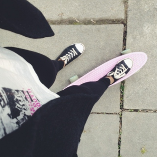 skating w/ friends
