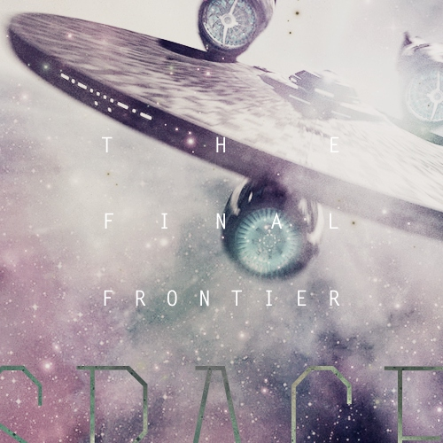 Space... The Final Frontier