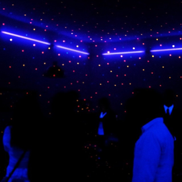 Voyage through lights and beats