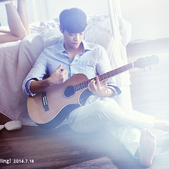 Sunday afternoon with Eddy Kim