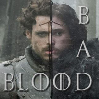 Bad Blood: A Jon/Robb Mix