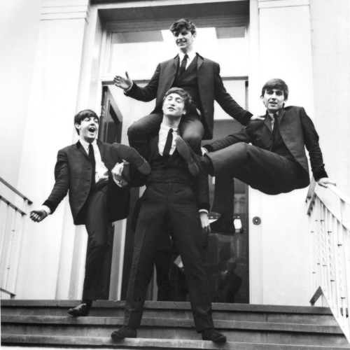 I declare that The Beatles are mutants.