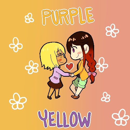 Purple Loves Yellow