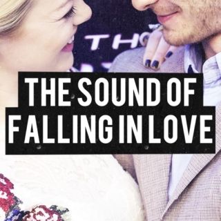 the sound of falling in love