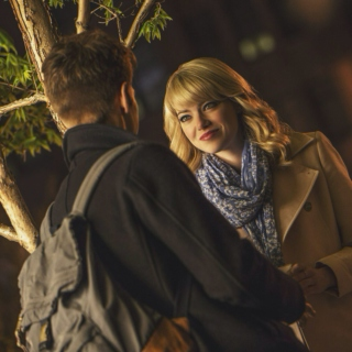 out of my league - peter parker/gwen stacy