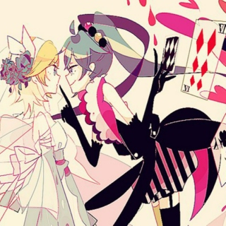 another vocaloid mix (love themed)