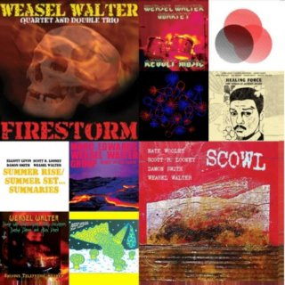 Ultimate Weasel Walter Compendium Vol. 5 - More (Free) Jazz!