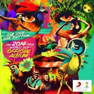 FIFA World Cup Brazil 2014 (Official Playlist)