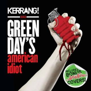 Kerrang! Covers American Idiot