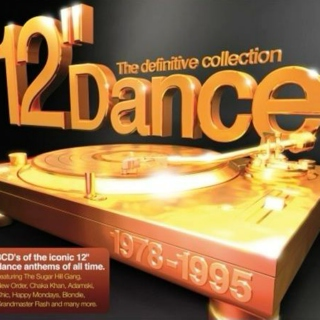 """12""""/80s - 12"""" Singles Collection (Part 3 - The Ladies)"""