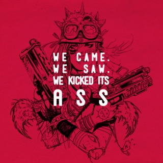 we came. we saw. we kicked its ASS
