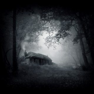 The Witching Hour of the Great Dark Woodland