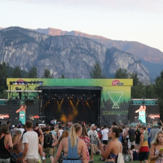 Squamish Valley Music Fest 2014