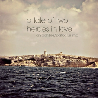 a tale of two heroes in love