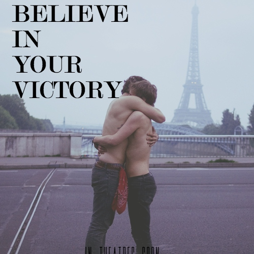 i believe in your victory