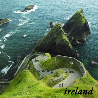 the winding tales of ireland