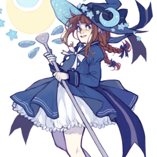 Blue Sea Witch