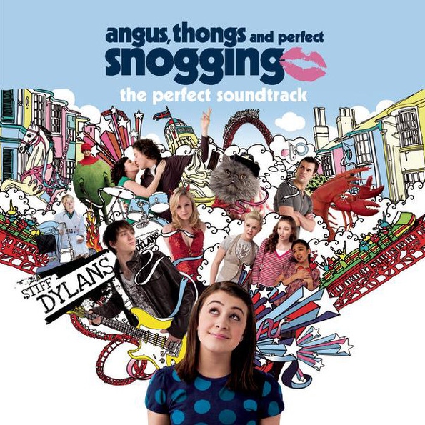 Angus, Thongs and Perfect Snogging Soundtrack