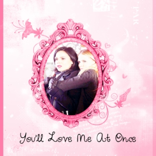 Swan Queen - You'll Love Me At Once