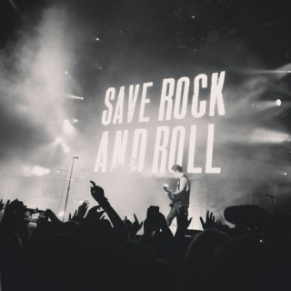 rock and roll ain't dead yet