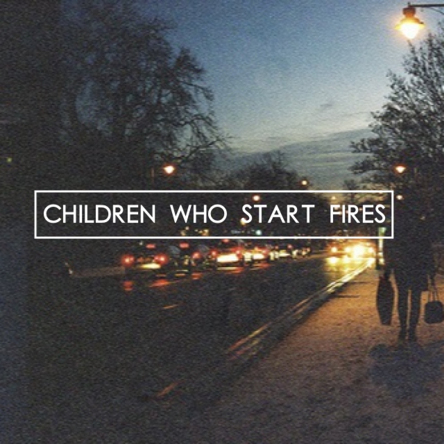 children who start fires
