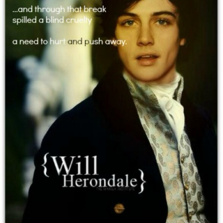 Shadowhunter Profile:Will Herondale