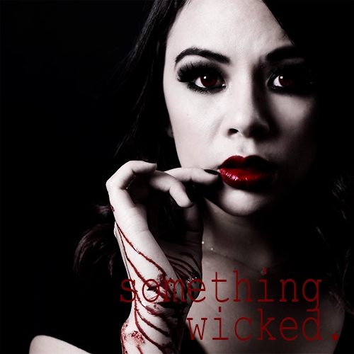 something wicked;
