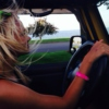 summer in a jeep