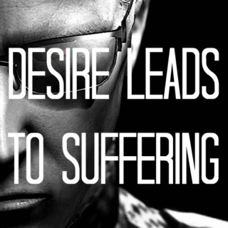 desire leads to suffering