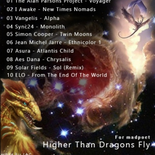 Higher Than Dragons Fly