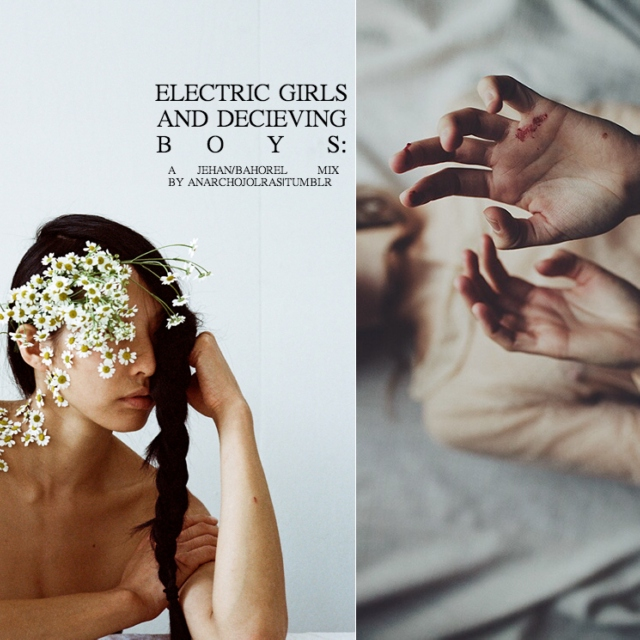 electric girls and deceiving boys