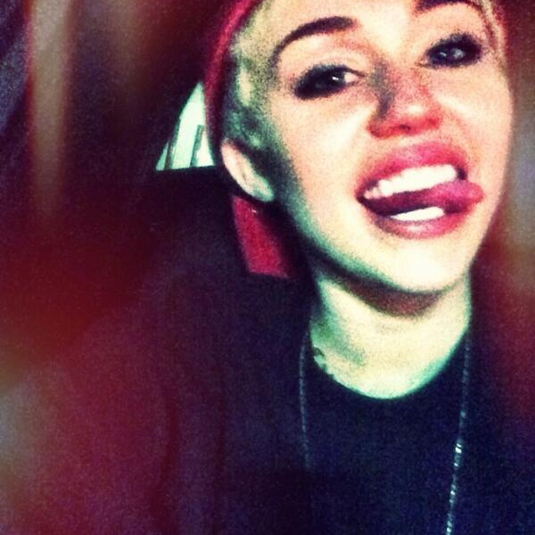 miley covers ♕