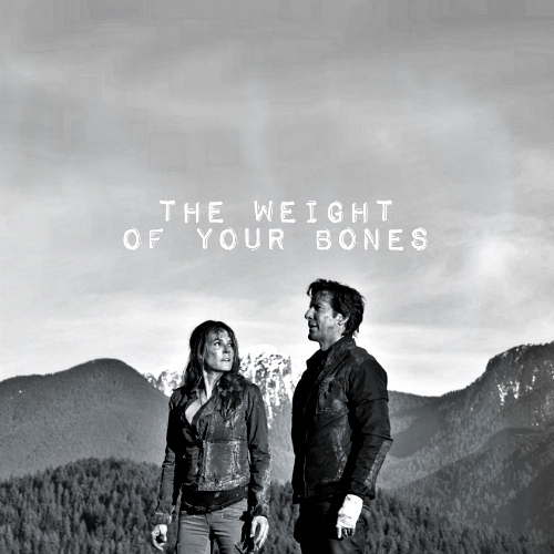The Weight of Your Bones