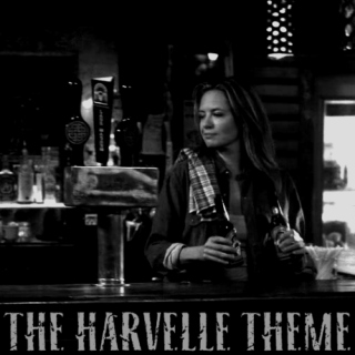 THE HARVELLE THEME: A FAN-MIX