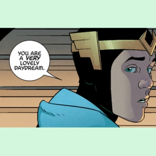 Kid Loki loves Billy Kaplan