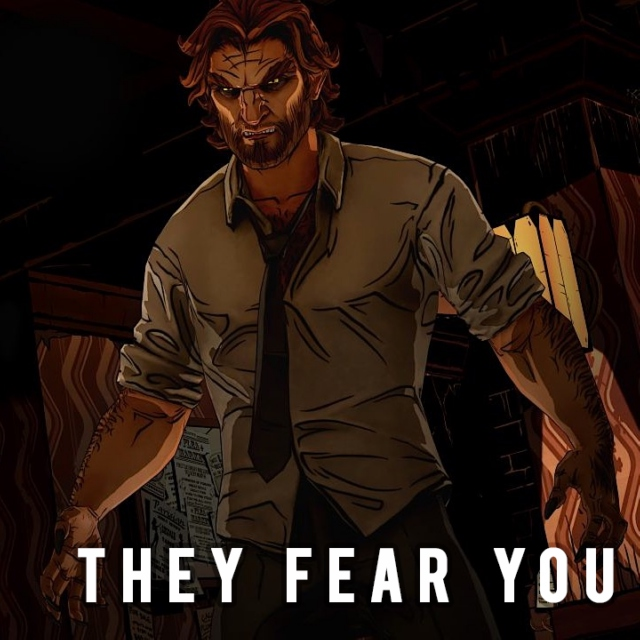 they fear you